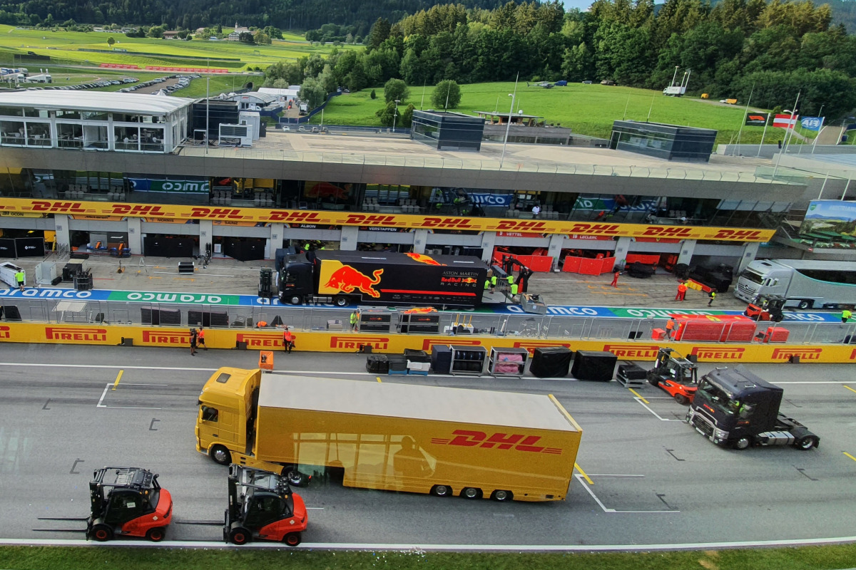 DHL and Formula 1® renew partnership