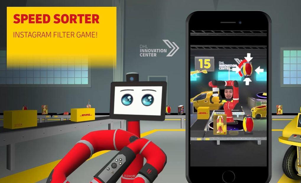 Speed Sorter Filter Game