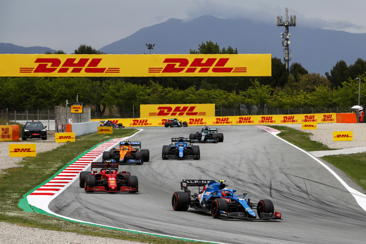 Formula 1® - Logistics Hub