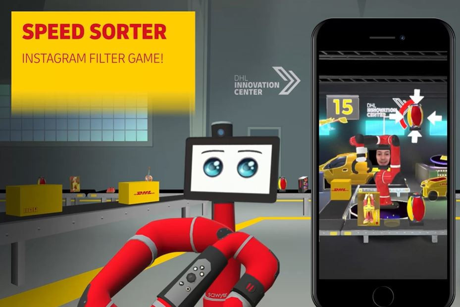 ESL - Speed Sorter Filter Game