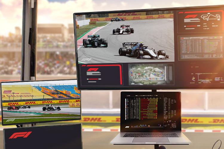 Formula 1® - Commentator Challenge