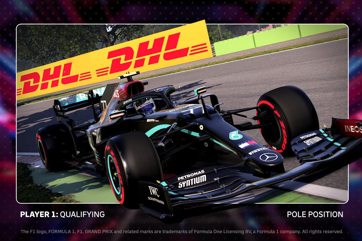 Formula 1® - Virtual Fastest Lap