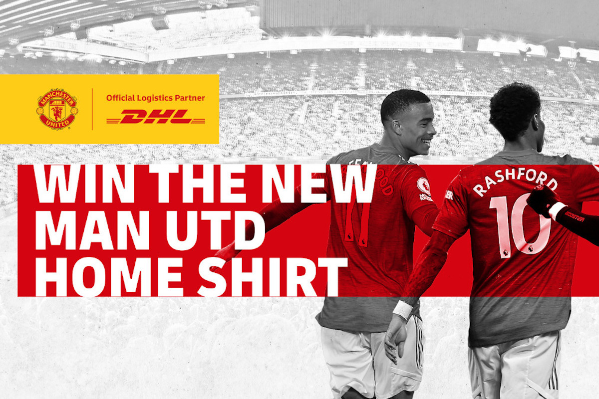 Manchester United - Shirt Delivery