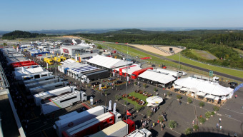 DHL and the WEC – logistics in motion