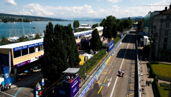 Zurich ePrix: History in the making