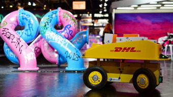 DHL Fashion Pop-Up at Bread&&Butter by Zalando Berlin 2018