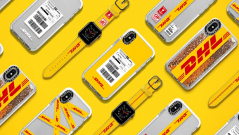 DHL and CASETiFY collaborate to launch special edition tech accessories capsule collection