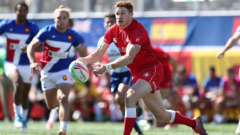 DHL IPA: Connor Carries for Canada While USA Retain Title