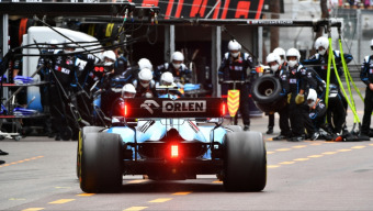 Williams: F1 backmarkers but speedy in the pits