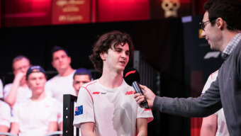 DHL 50 Fastest Time Trial driver selected at 2019 Esports Pro Draft
