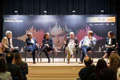 Beethoven's continuing relevance and the role of modern technology in delivering classical music was discussed in depth by the panelists.