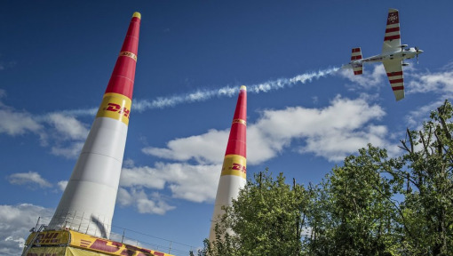 Top performances in Red Bull Air Race at Spielberg