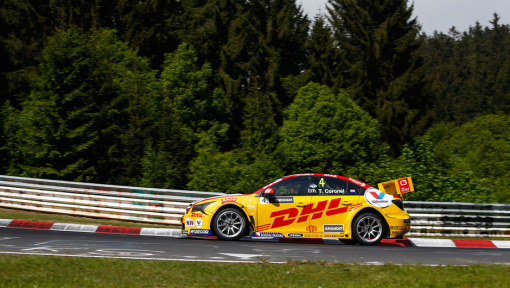 BLOG – Tom Coronel: Nordschleife, the ultimate kick!