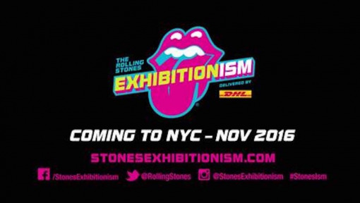 EXHIBITIONISM COMING TO NYC!