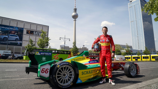 Review of the BMW i Berlin ePrix: 3 highlights of the race weekend