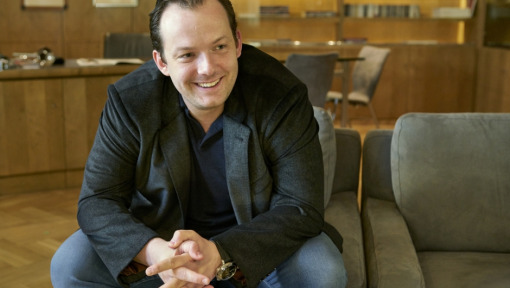 "Designated Gewandhauskapellmeister Andris Nelsons: ""Classical music is for everyone"""