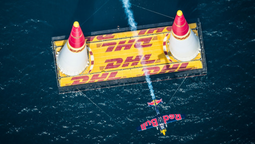 COMPETITION: TRAVEL TO RED BULL AIR RACE IN LAS VEGAS AND PRESENT THE DHL FASTEST LAP AWARD!