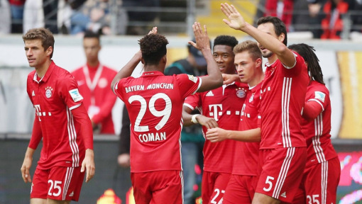 FC Bayern hones focus ahead of important Champions League match