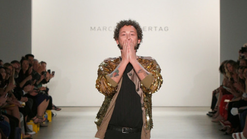 Revolution by Marcel Ostertag conquers New York
