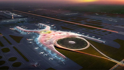 New Mexico City International Airport: the world's most sustainable airport