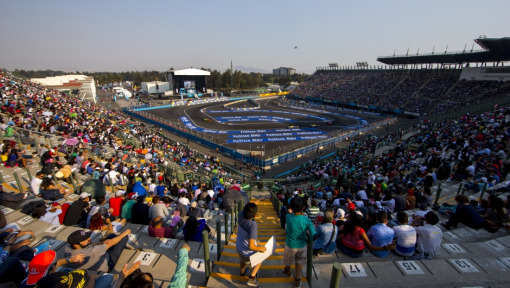 FIA Formula E in Mexico City: extraordinary in every sense of the word