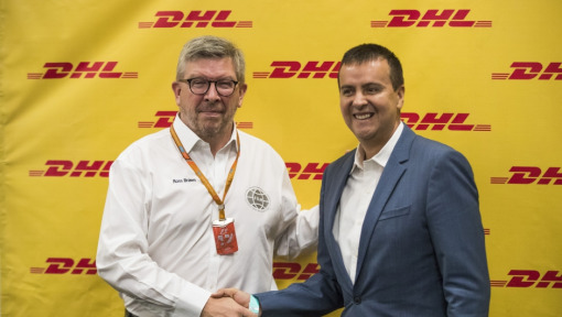 Ross Brawn: Formula 1 and DHL are successful together