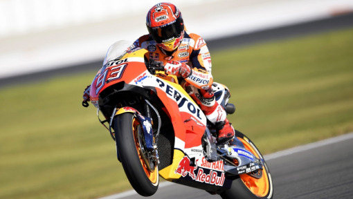 Marc Márquez did it his way