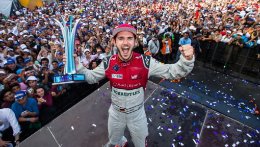 Premiere in Mexico: Daniel Abt secures his first ABB FIA Formula E win