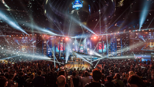 DHL and ESL cooperate to embrace the future of digital sports