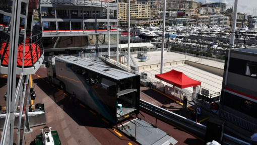 Formula 1 in Monaco: A unique logistical challenge