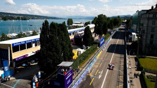 Zurich ePrix: History in the making