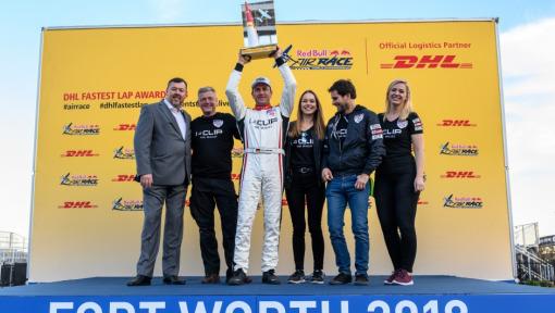 Matthias Dolderer claims 2018 DHL Fastest Lap trophy