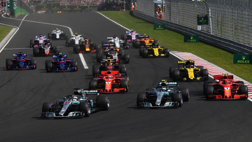 Formula 1 in 2019: Regulations, calendar, drivers & teams