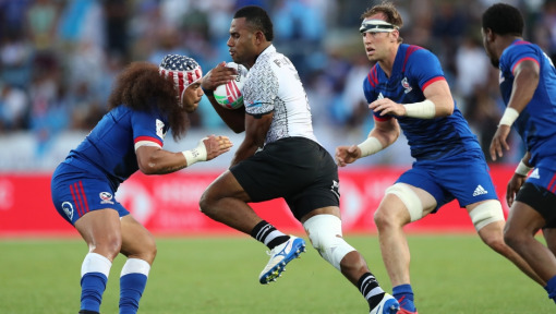 DHL IPA: Botitu outperforms as Fiji outshines in Hamilton
