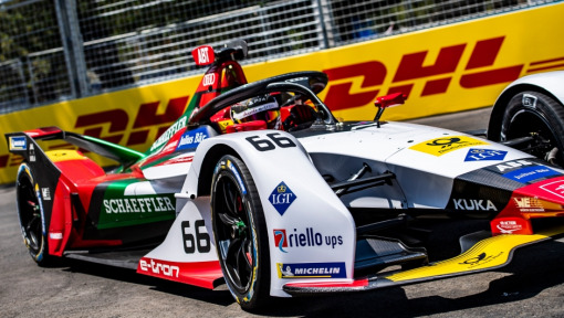 DHL and ABB FIA Formula E celebrate dual milestones in 2019