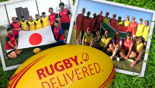 RUGBY. DELIVERED. – WINNERS SET FOR AN EPIC EXPERIENCE