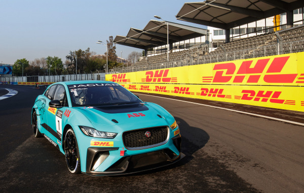 Jaguar I-PACE eTROPHY launches