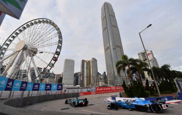 Hong Kong: Central Harbourfront Circuit