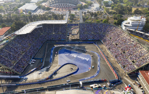 Mexico City – Autodromo Hermanos Rodriguez