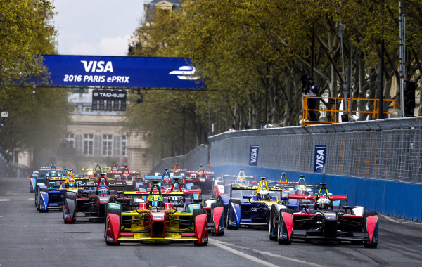 Paris – Circuit des Invalides