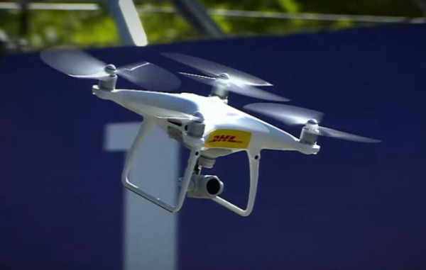 DHL CamCopter