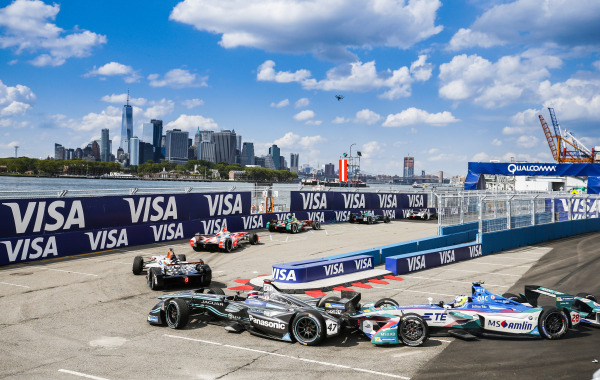 First ever carbon neutral E-Prix in New York