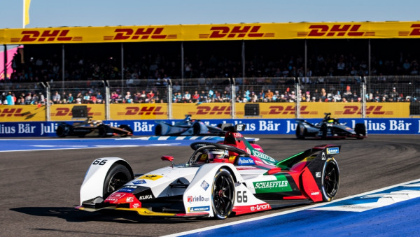 Formula E's Gen2 cars are considerably faster