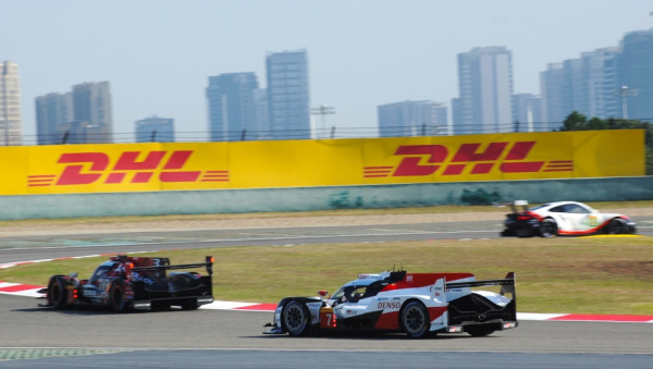 DHL renews contract with the FIA WEC