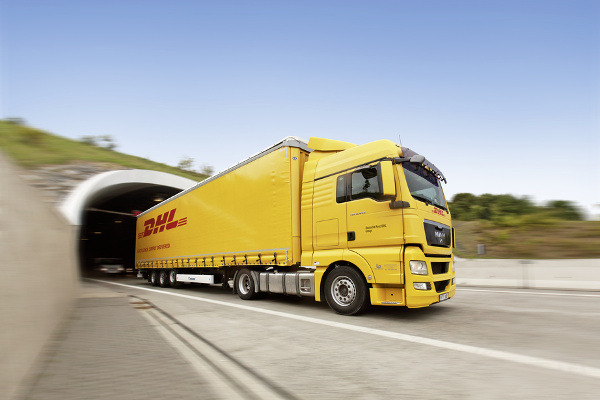 Click here to learn more about DHL logistics