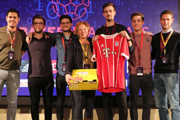 FC Bayern Hack Days 2018