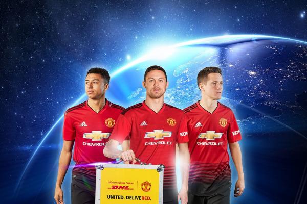 Manchester United - UNITED. DELIVERED.