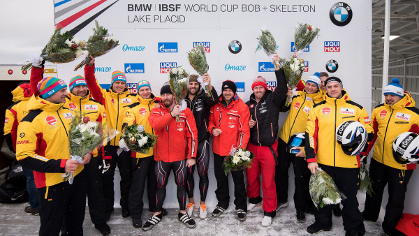 Die deutschen Bob- und Skeleton-Athleten haben in Lake Placid wieder einen super Job gemacht! (Foto: Viesturs Lacis)