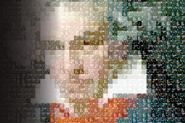 The big Beethoven mosaic