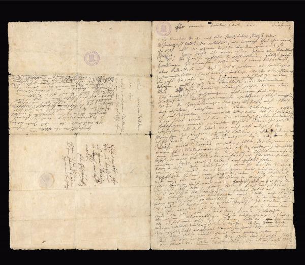 """""""Heiligenstädter Testament"""", 6. und 10. Oktober 1802"""